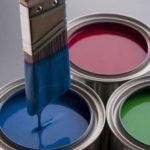 Осажденный мел и  производство красок